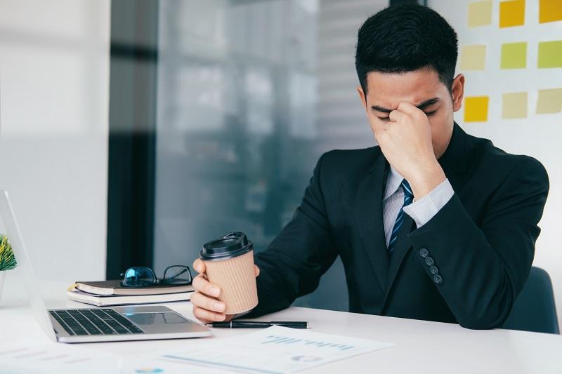 Jak wyeliminować stres w pracy, gdy jesteś zestresowany do maksimum?