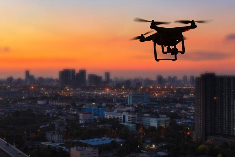 Zakupy dostarczane dronem także w Polsce