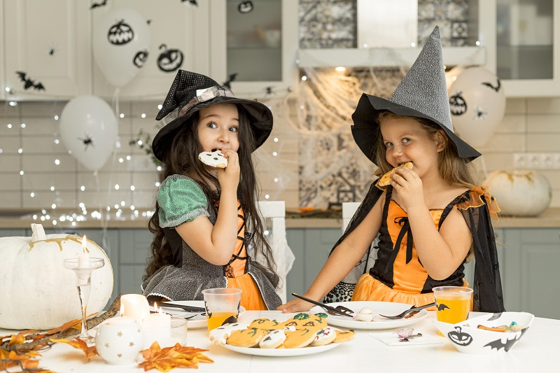 Kostiumy na halloween dla dzieci – jak wybrać ten odpowiedni dla swojej pociechy?